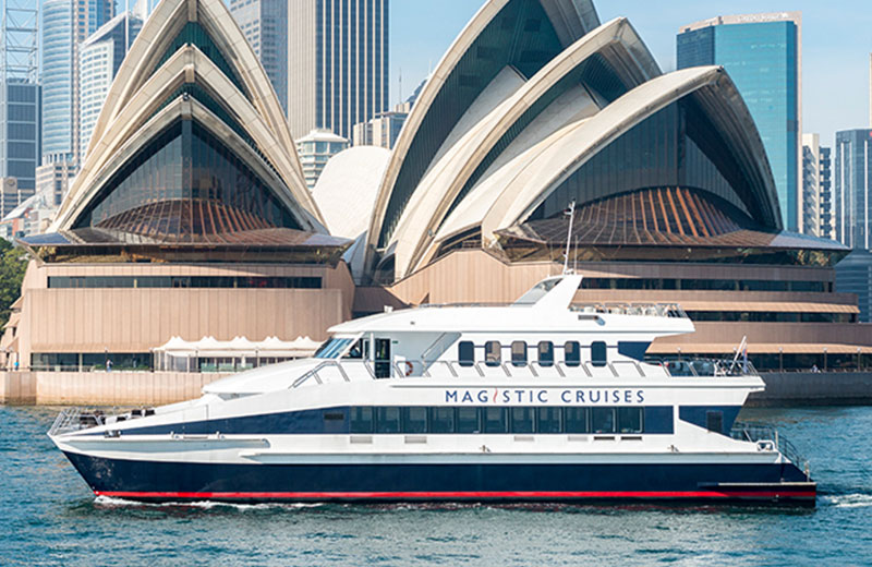 Experience The Harbour City Onboard Famous Sydney Harbour Lunch Cruise