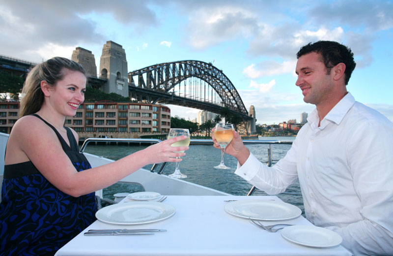 A Memorable Dining Experience On Board a Sydney Harbour Lunch Cruise