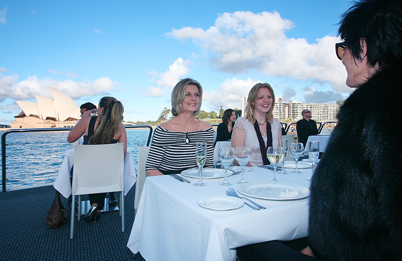 Dine In Style Onboard A Sydney Harbour Lunch Cruise
