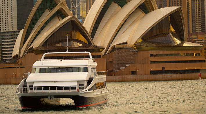 Mother's Day Magistic Lunch Cruise