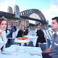 Lunch cruise Sydney